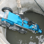 Crawler CCTV Video Pipe Inspections